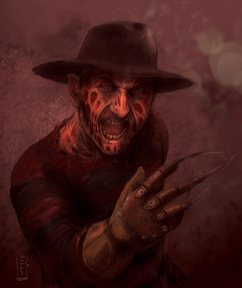 Freddy by kusanagimotoko100