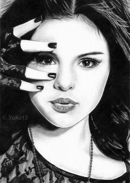 Selena Gomez 2 by Yuka13 on DeviantArt