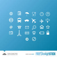 Vector Icons Pack 03