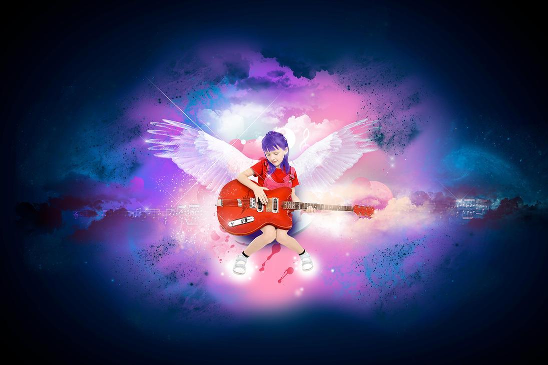 Jazzy Angel by sizer92
