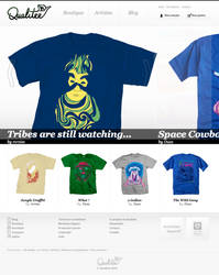 Qualitee Shirt Shop