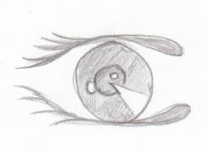 Manga's Eyes 2 by stelladelmare