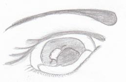 Manga's Eyes 3 by stelladelmare