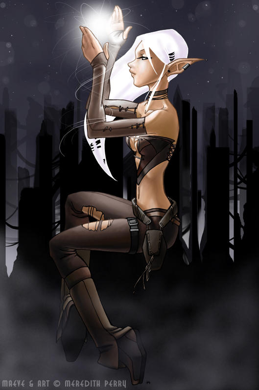 magic maeve by meredith