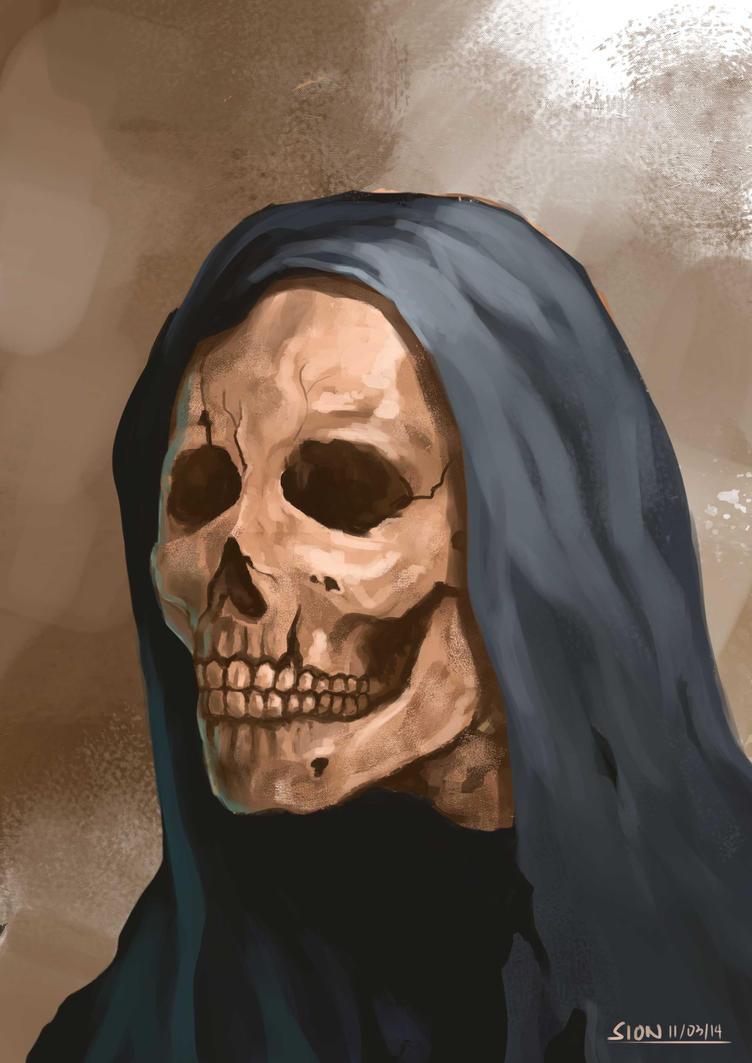 grim reaper 11/03/14 by jeromesion21
