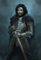 Jon Snow by jeromesion21