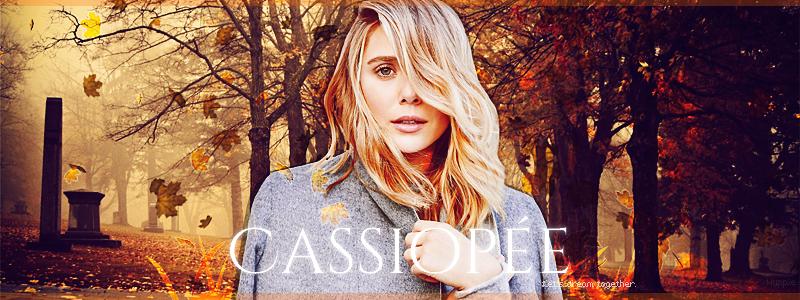 Banniere Cassiopee I Elizabeth Olsen by LokiBap