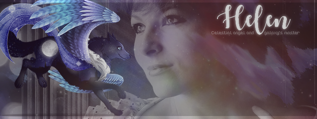 Rodenkiev #3 : Helen - Celestial angel by LokiBap