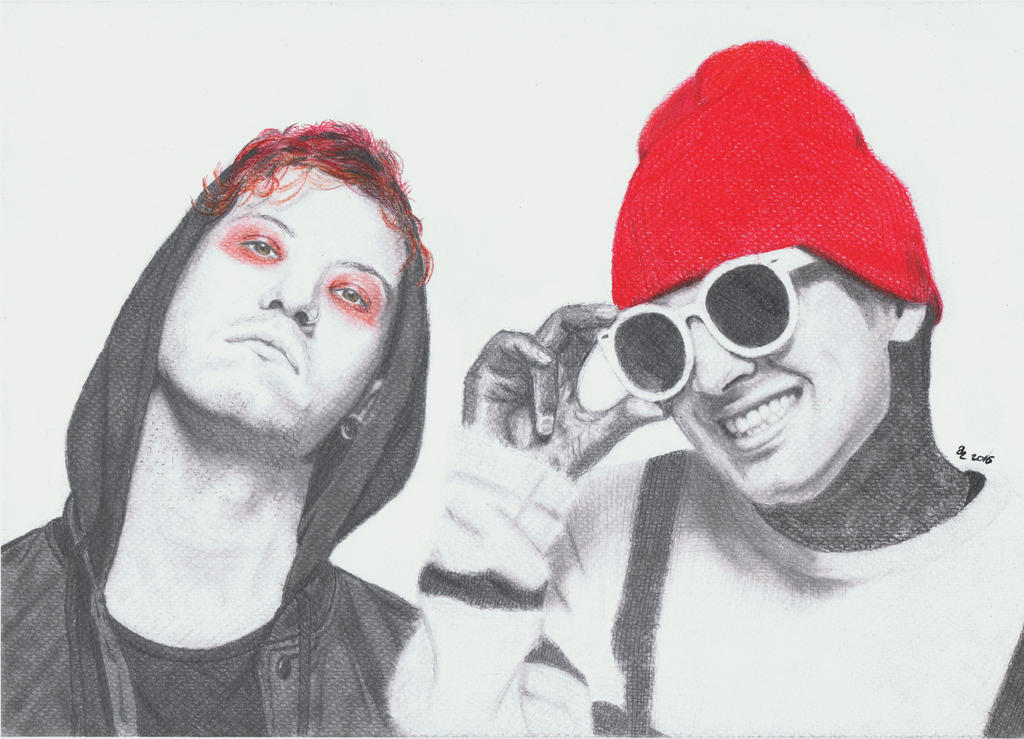 cool twenty one pilots - photo #30