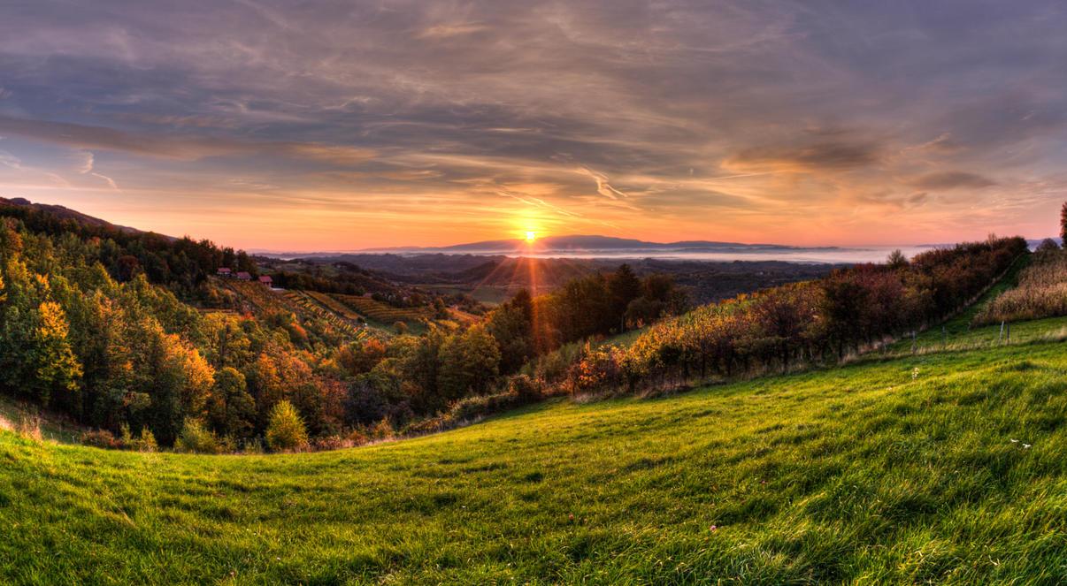 Sunrise by Nejc-K