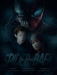 fanfic cover Spider-Baek by NoelisKim
