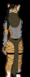 Warrior Woman by Jazzery