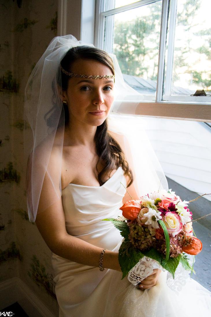 Blushing Bride by Cinnamonlipz