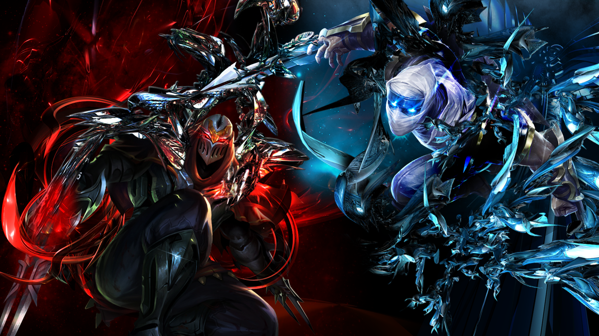 Master of Shadows  Zed...