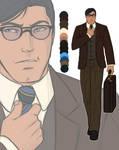 Clark Kent at DP 1.0