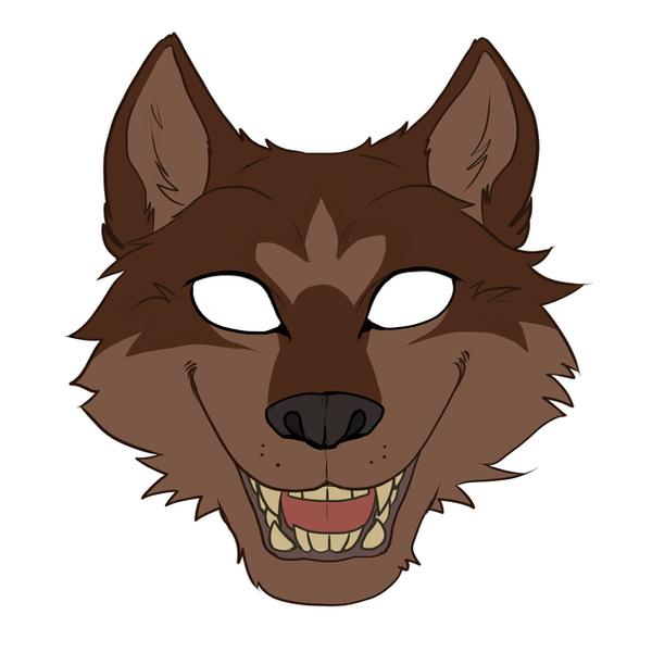 Werewolf Mask by Harseik on DeviantArt