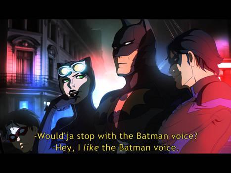 Batman Voice