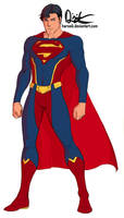 New 52 Supes - My Version