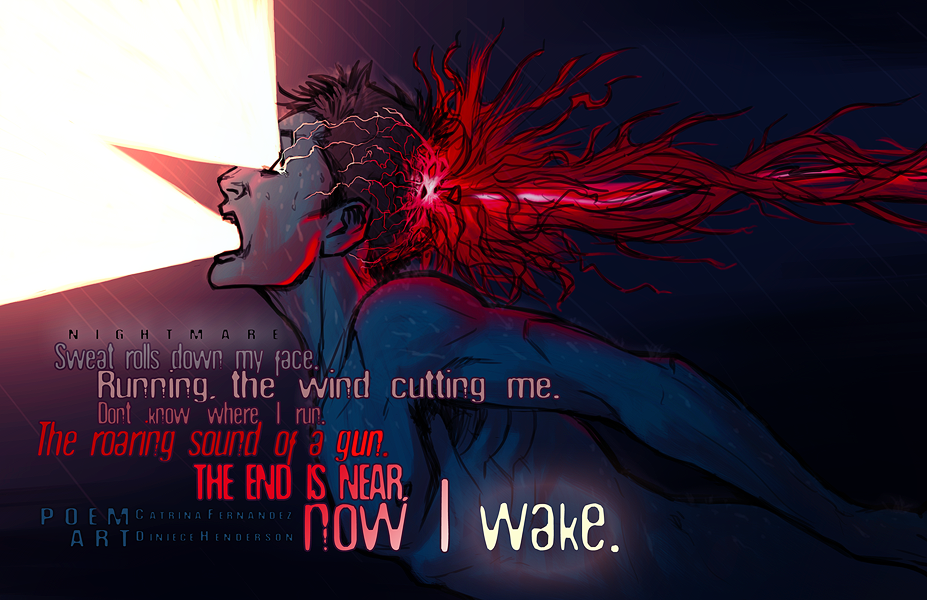 Nightmare from Which I Wake by Harseik