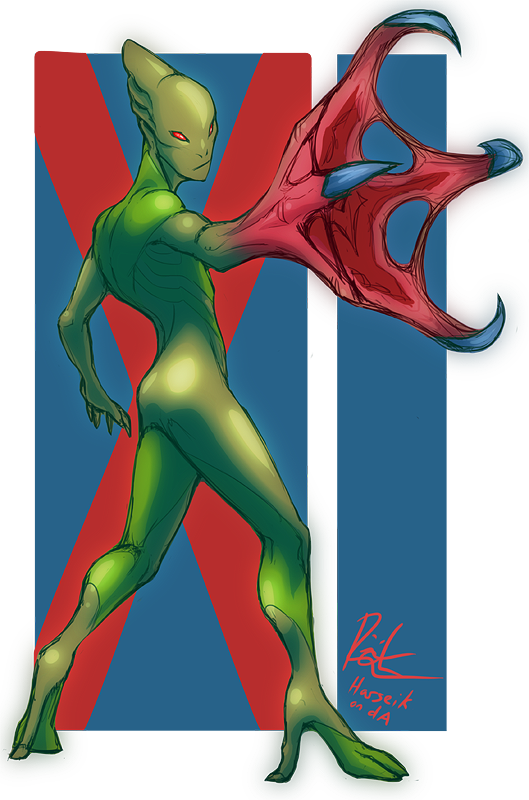 Martian Manhunter Concept by Harseik on DeviantArt