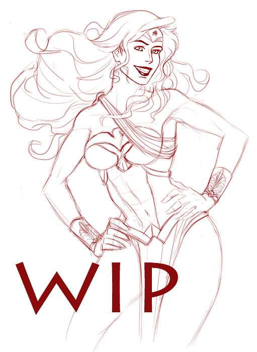 Hips Don't Lie WIP by Harseik