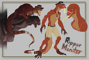 Commish - Ripper Monitor by Harseik