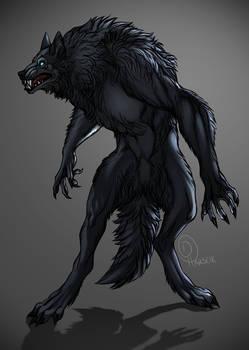 Trade - Ryo, the Floofy Werewolf