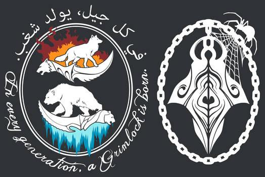 A Grimlock is Born T-Shirt Design - Commission
