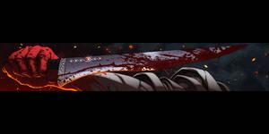 Innocent Blood Comic Fury Banner