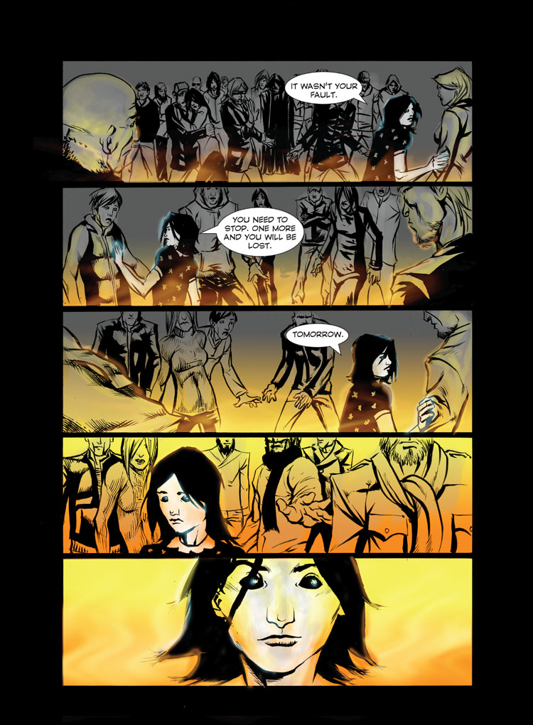 Heartless Dark Ep Pg 12 Color by thecreatorhd