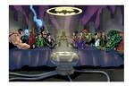 Last Supper of Gotham