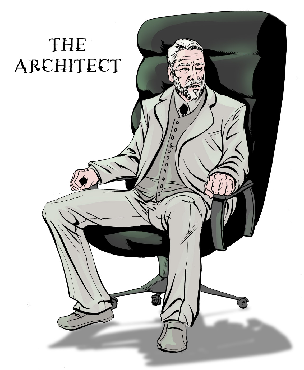 The Architect PH By Thecreatorhd The Architect PH By Thecreatorhd