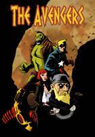 Mignola Avengers by thecreatorhd
