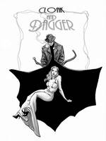 Cloak and Dagger Noir