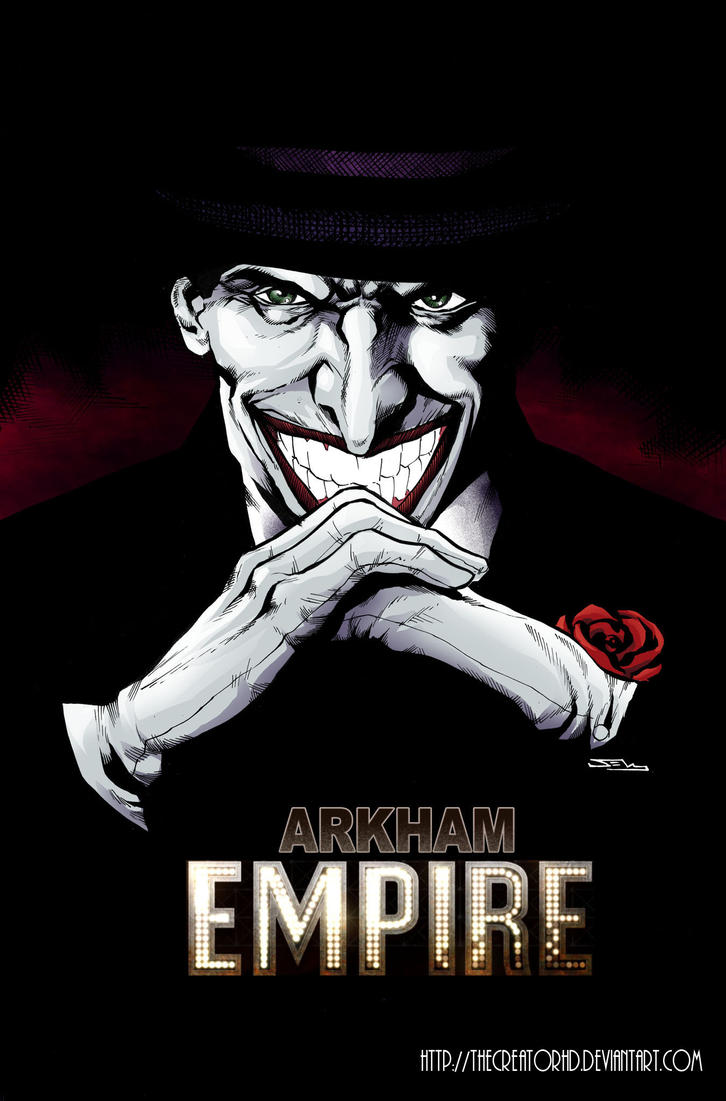 Joker in Arkham Empire by thecreatorhd