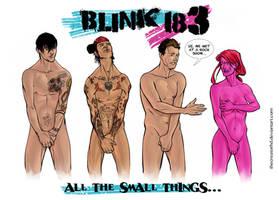 Blink in Blink by thecreatorhd