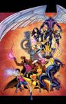 X-Men SDCC 2013