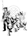 Three Wolverines PCC Commission