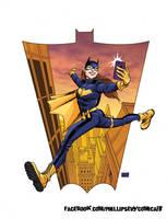 New Batgirl Fan Art by thecreatorhd