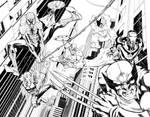 Marvel Birthday Commission