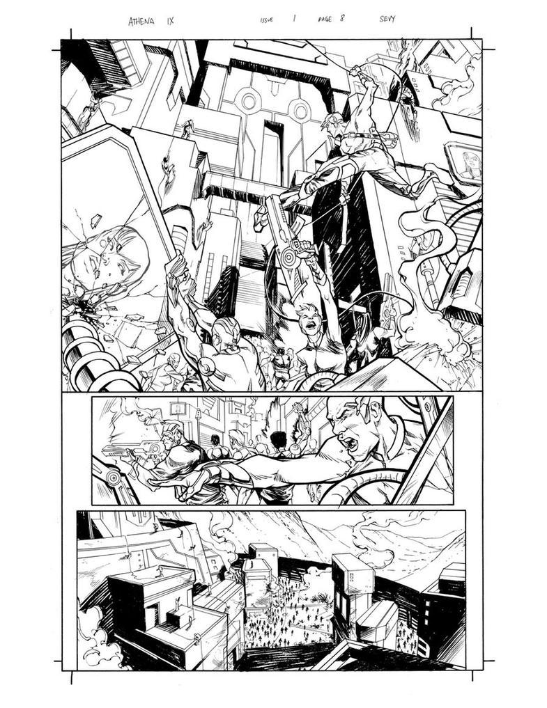 Athena IX Page 8 by thecreatorhd