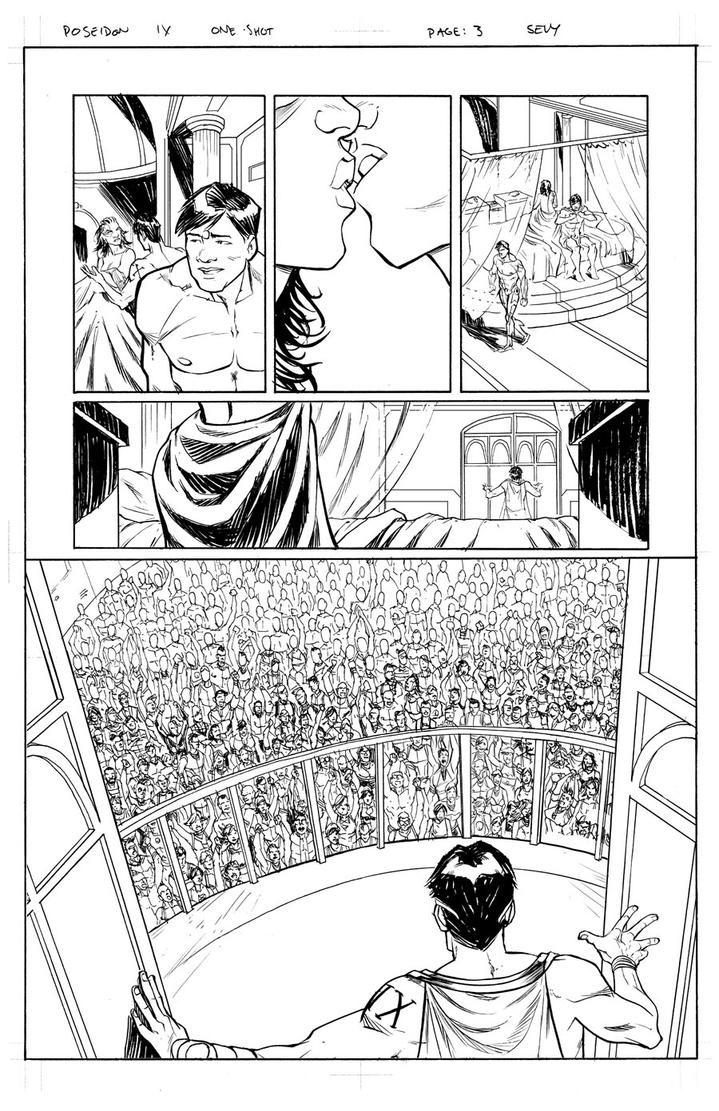 Poseidon IX Page 3 by thecreatorhd
