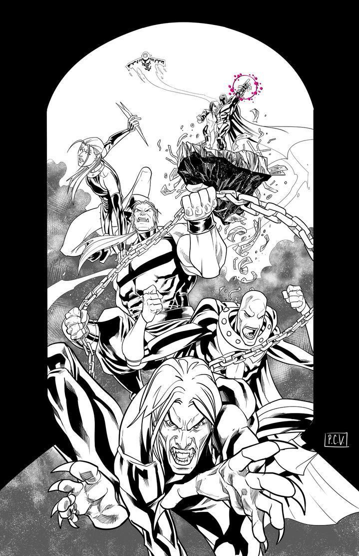 Age of Apocalypse - Astonishing X-men by thecreatorhd