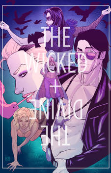 The Wicked and the Divine Fanart