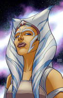 Ahsoka Tano Warmup by thecreatorhd