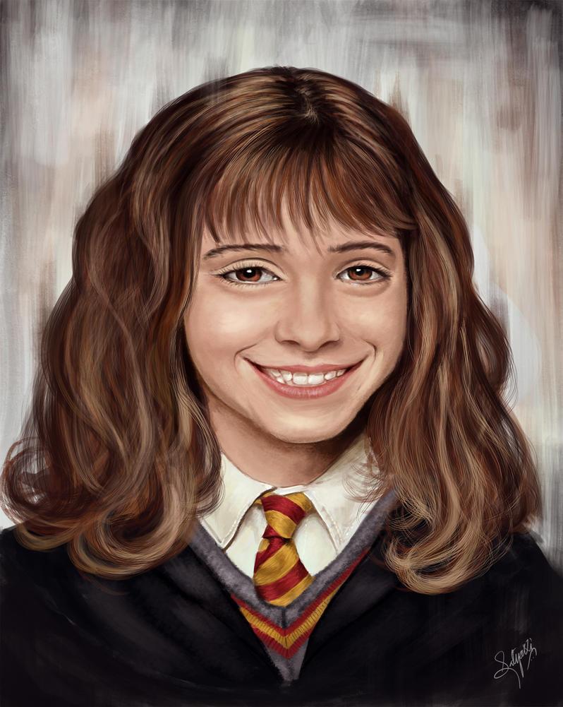 hermione granger 2014