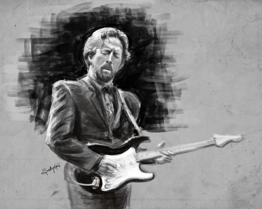 Clapton by S-A--K-I