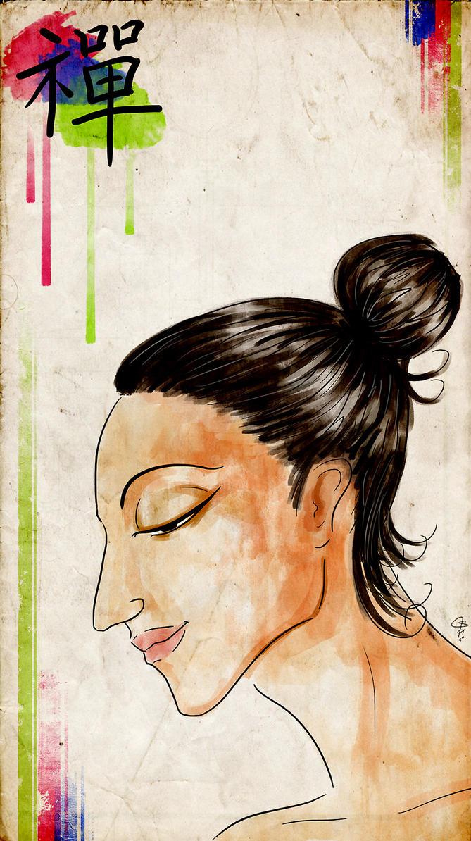 Zen by S-A--K-I