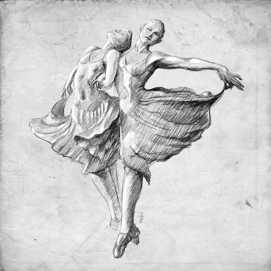 Life's a ballet by S-A--K-I