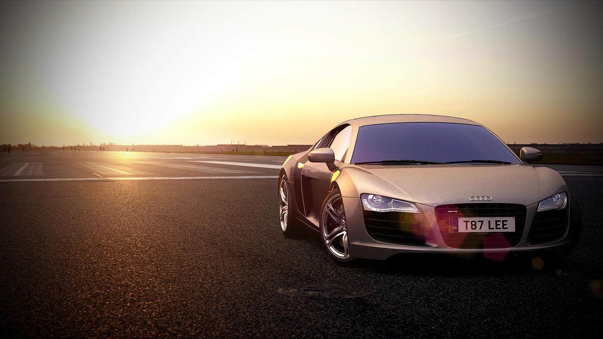 Audi R8 HDRI4Free by ColdFusion20
